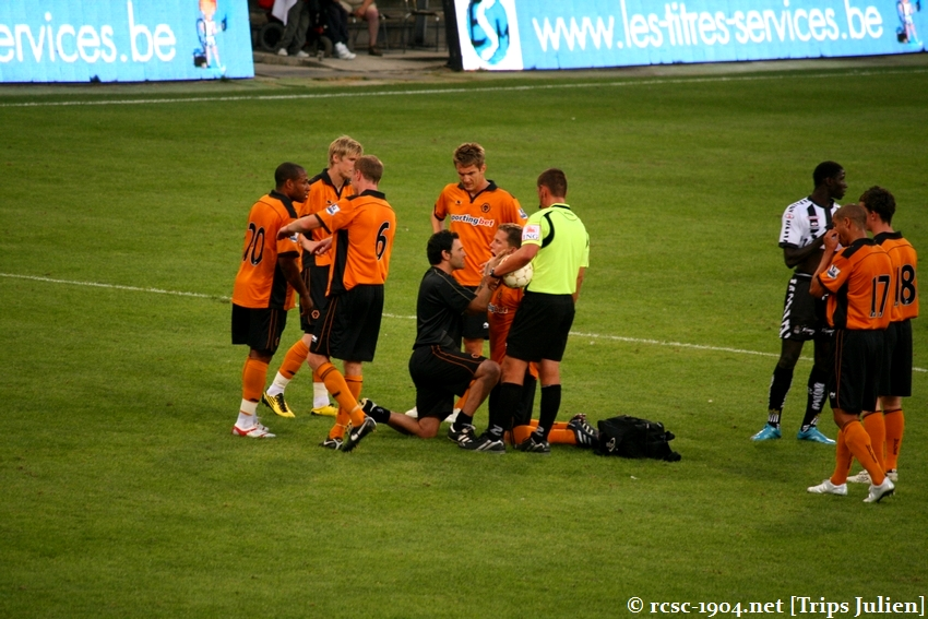 R.Charleroi.S.C. - W.Wolverhampton.F.C. [Photos] 1-2 1007251245001004306458013