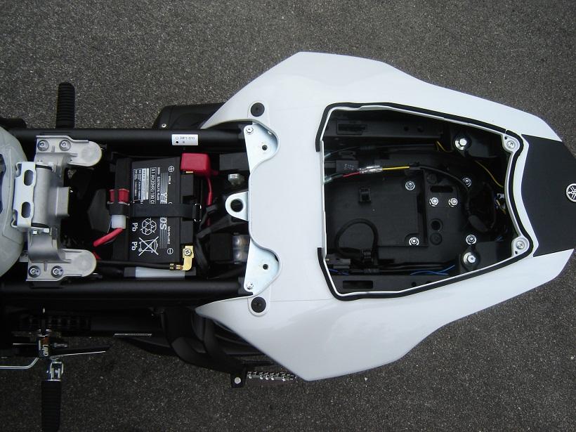 batterie moto fz8