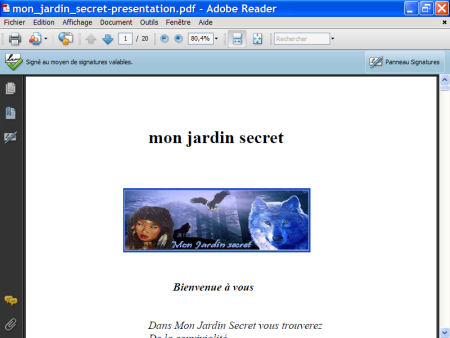 Adobe Reader - le format.pdf 1007281018441135316476545
