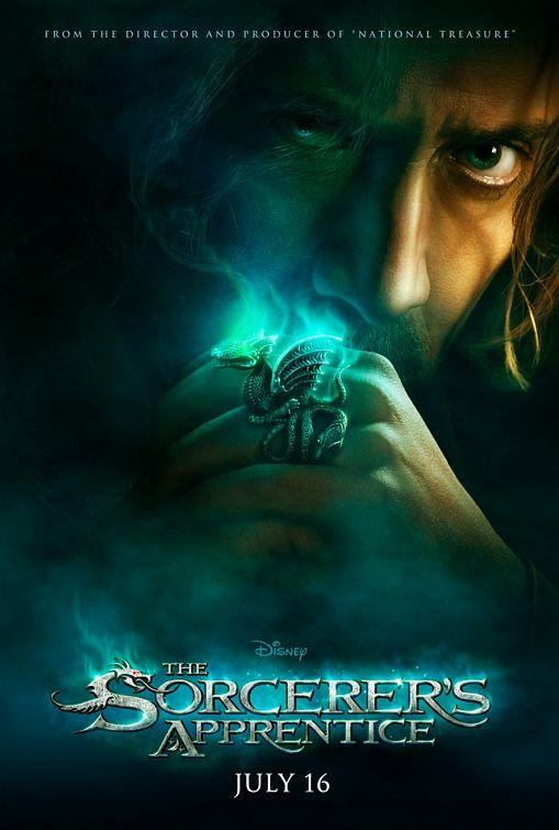 Ucze� czarnoksi�nika / The Sorcerer's Apprentice |2010| |TS XviD| |ENG|