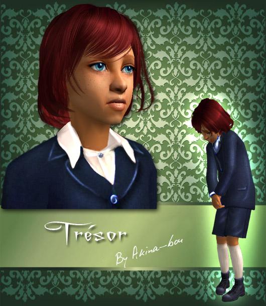 Trésor Weasley Zabini 1 by  Akina-bou