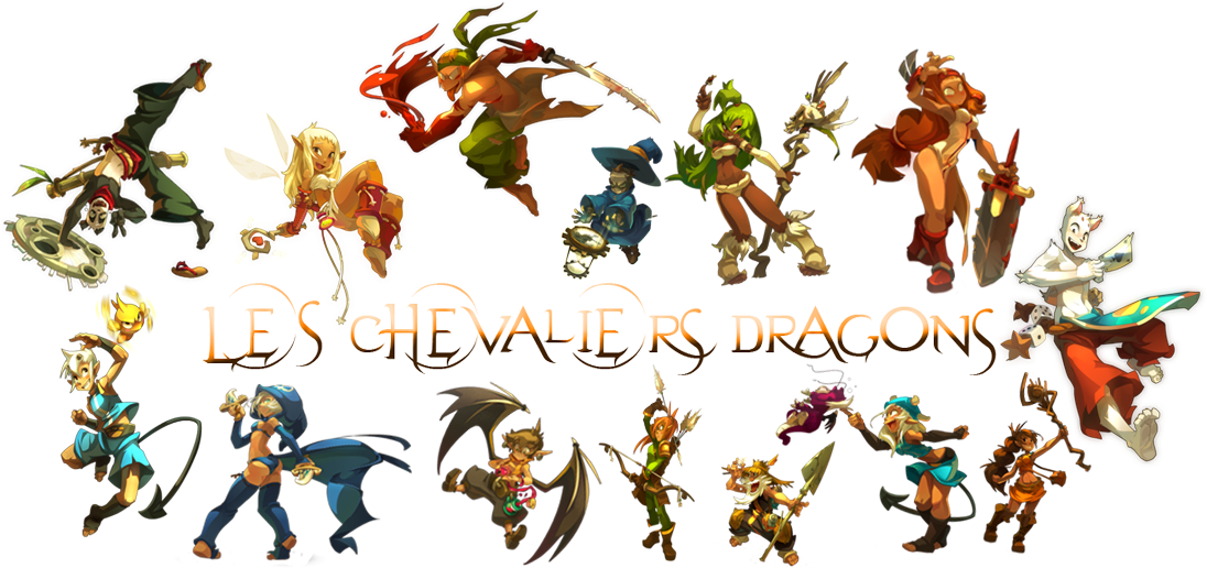 Les Chevaliers Dragons