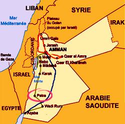 Carte Jordanie Petra.Excursion A Petra Le Blog De Premiere Fois En Egypte Over