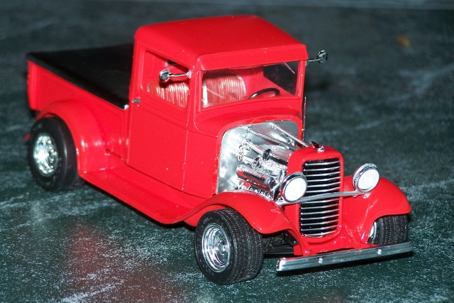 ford '34 pick up. (Fini) 100810100624648716544622