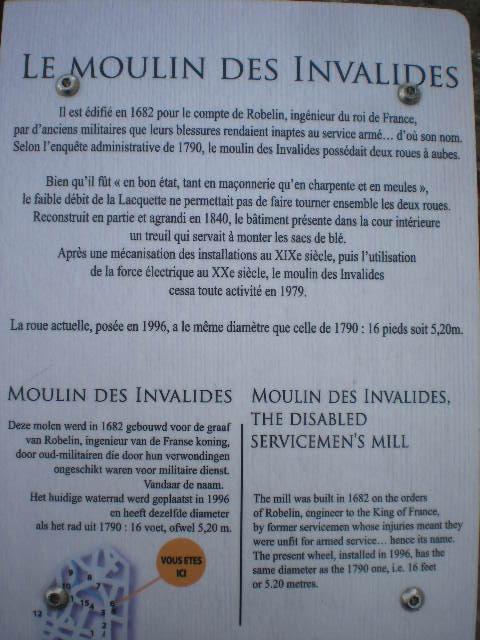 Drietalige borden van Ariën (Aire-sur-la-Lys) 100810101615970736540547