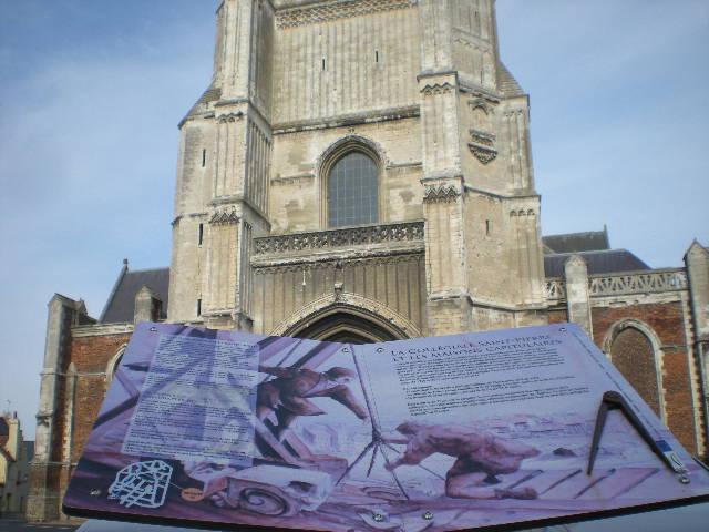 Drietalige borden van Ariën (Aire-sur-la-Lys) 100810101858970736540556