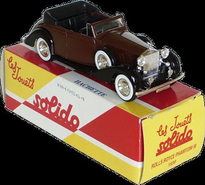 Coloris tristounet pour cette auto achetée 99 centimes