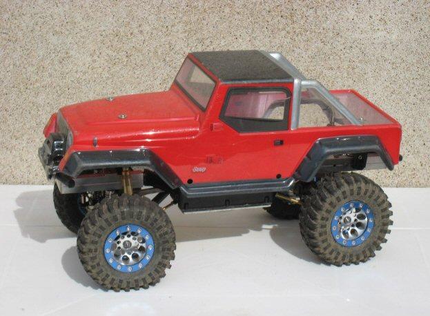 A part le Short Truck, quelles sont vos autres véhicules RC ? 1008160522581153096575051