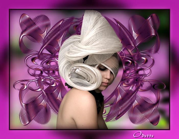 tag femme au turban