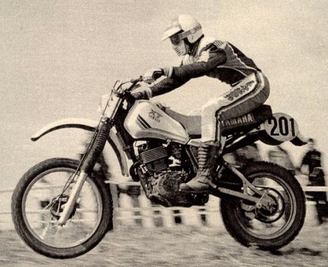 Eddie Hau's 1982 XT550