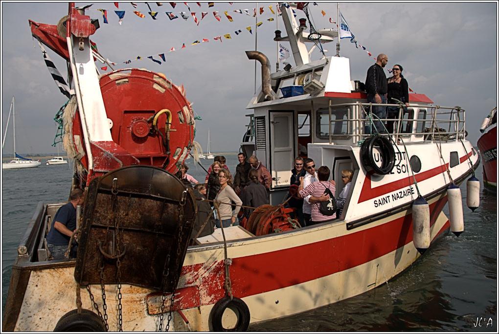 [Activité hors Marine des ports] LE CROISIC Port, Traict, Côte Sauvage... - Page 2 100821024039743896599471