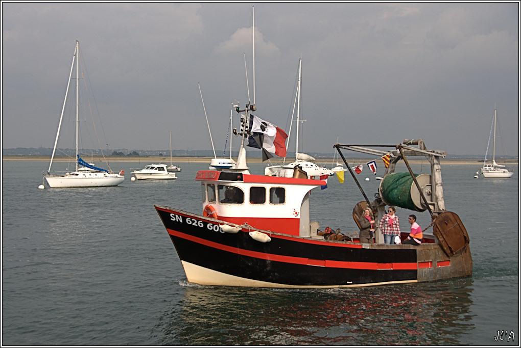 [Activité hors Marine des ports] LE CROISIC Port, Traict, Côte Sauvage... - Page 2 100821024039743896599473